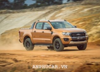 Ngoai that Ford Ranger Wildtrak 2.0L 4X2 AT 2020