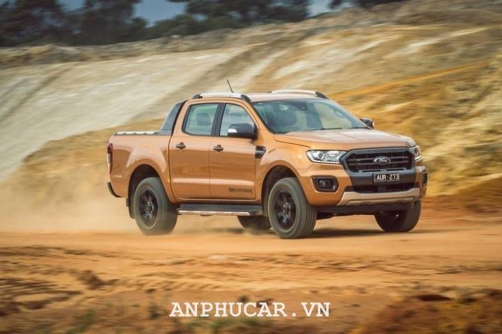 Ngoai that Ford Ranger Wildtrak 2.0L 4X2 AT 2020