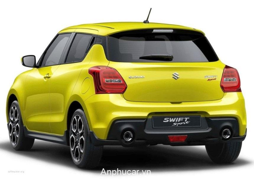 Suzuki Swift 2020 Duoi Xe