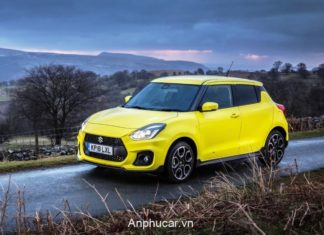 Suzuki Swift 2020 Tong Quan