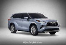 Toyota Highlander 2020 dau xe