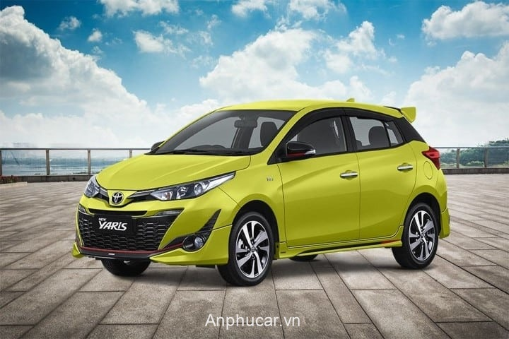 Toyota Yaris Hatchback 1.5G CVT 2020 Dau Xe