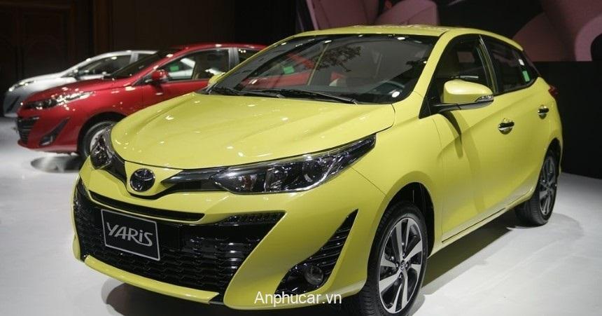 Toyota Yaris Hatchback 1.5G CVT 2020 Den Xe
