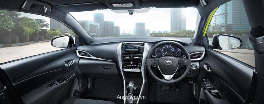 Toyota Yaris Hatchback 1.5G CVT 2020 Noi That