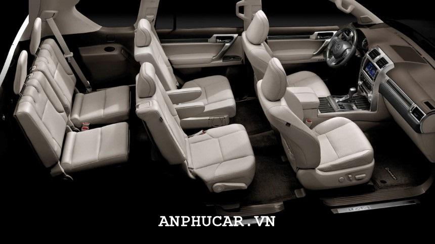 Lexus GX 460 2020 Noi That
