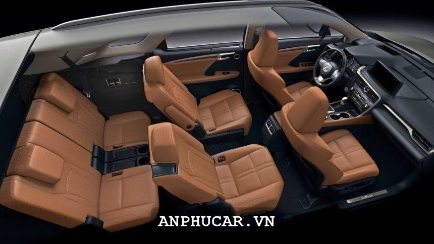 Lexus RX450h 2020 Noi That