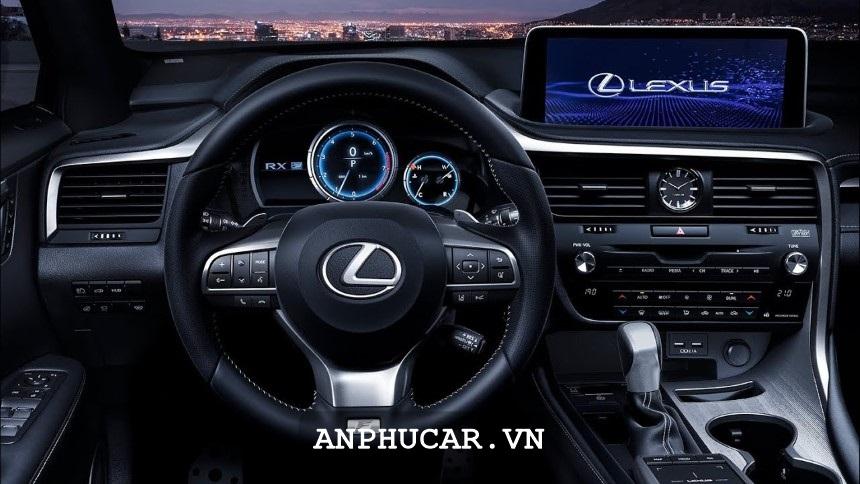 Lexus RX450h 2020 Tien Ich