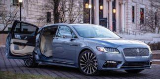 Lincoln Continental2020 Cua Xe