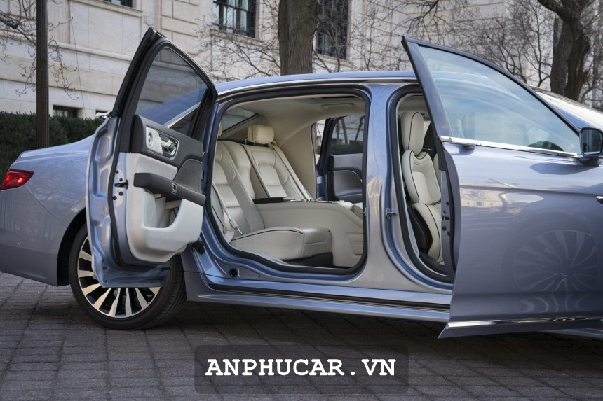 Lincoln Continental2020 Ngoai That