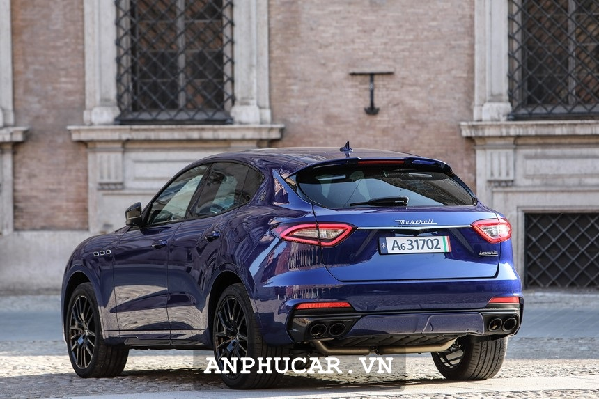 Maserati Levante S2020 Duoi Xe