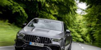 Mercedes GLA 45 AMG 4Matic 2020 Ngoai That