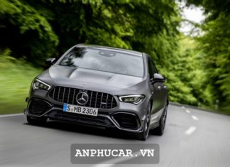 Mercedes GLA 45 AMG 4Matic 2020 Ngoai That