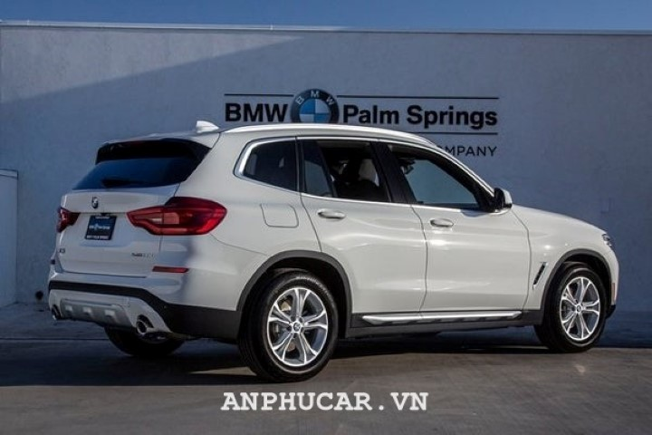 BMW X3 sDrive30i 2020 danh gia