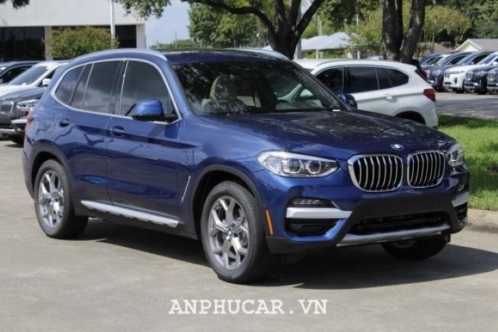 BMW X3 sDrive30i 2020 khuyen mai