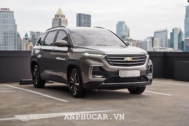 Chevrolet Captiva 2020 the he moi