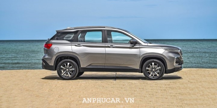 Chevrolet Captiva 2020 thiet ke