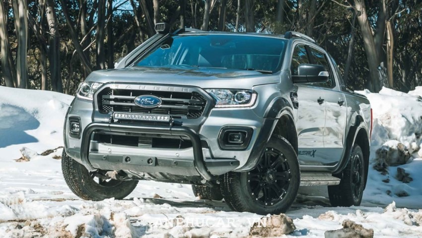 Ford Ranger Wildtrak 2020 gia