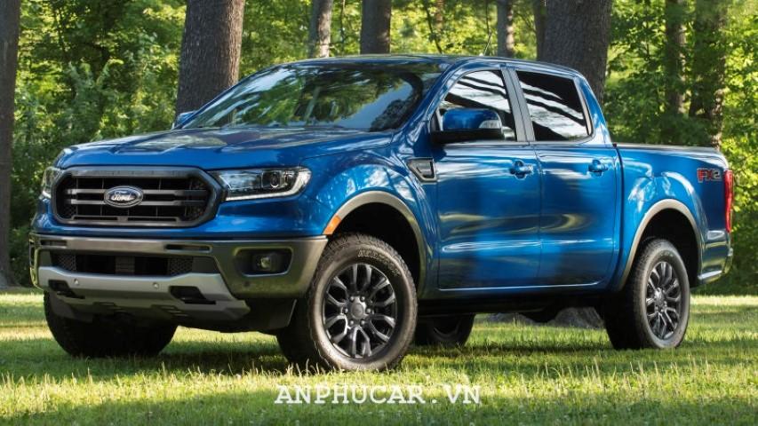 Ford Ranger XLS 2020 chi tiet