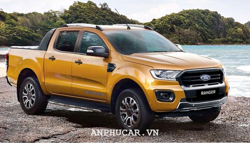 Ford Ranger XLS 2020 van hanh