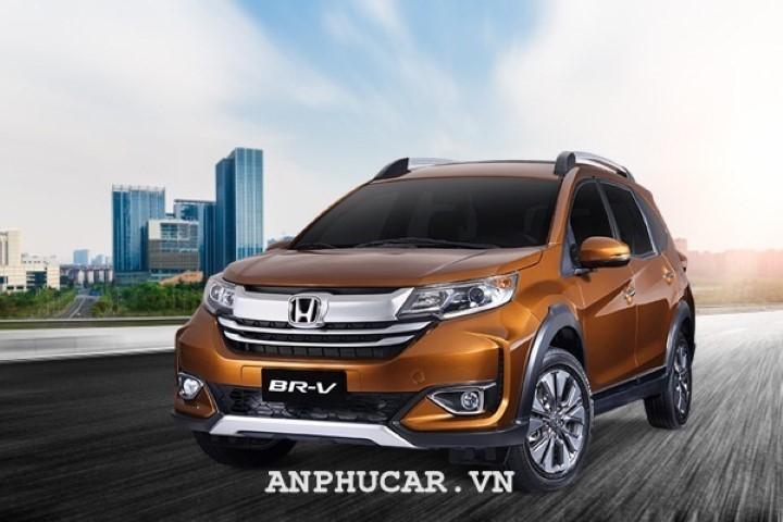 Honda BR-V 2020 gia lan banh