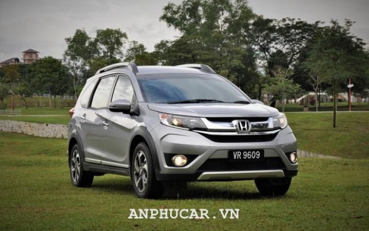 Honda BR-V 2020 khuyen mai mua xe