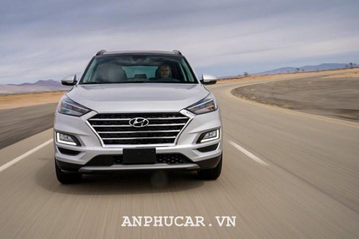 Hyundai Tucson 2020 chi tiet