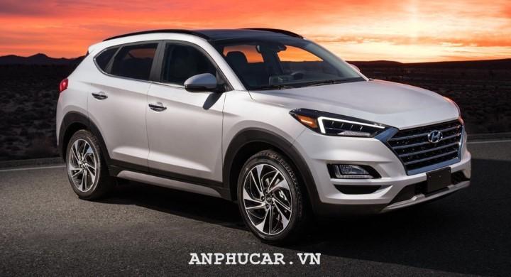 Hyundai Tucson 2020 gia xe