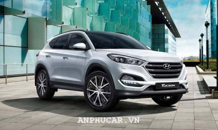 Hyundai Tucson 2020 mua xe