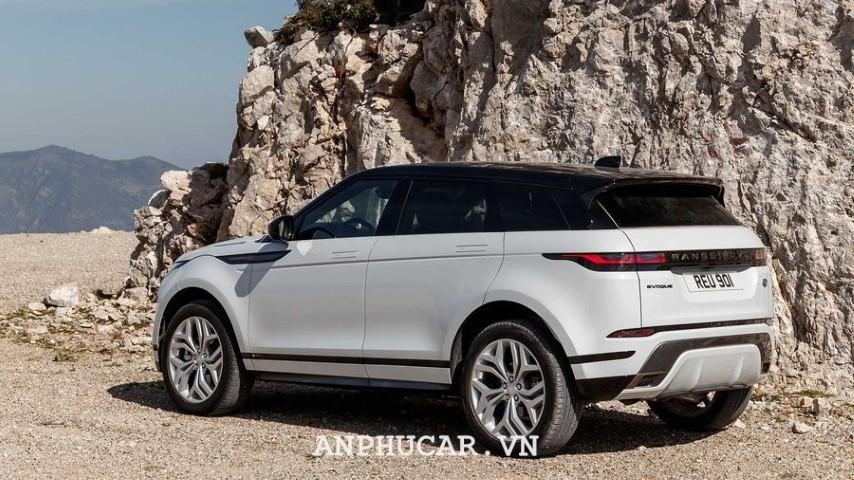 Land Rover Range Rover Evoque 2020 gia lan banh bao nhieu