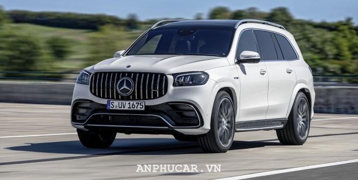 Mercedes-AMG GLS 63 2020 gia xe