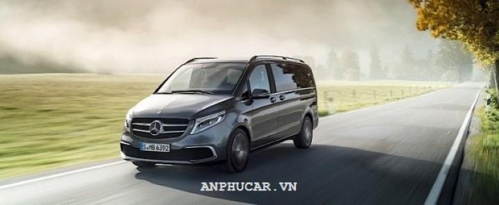 Mercedes V250 2020 khuyen mai