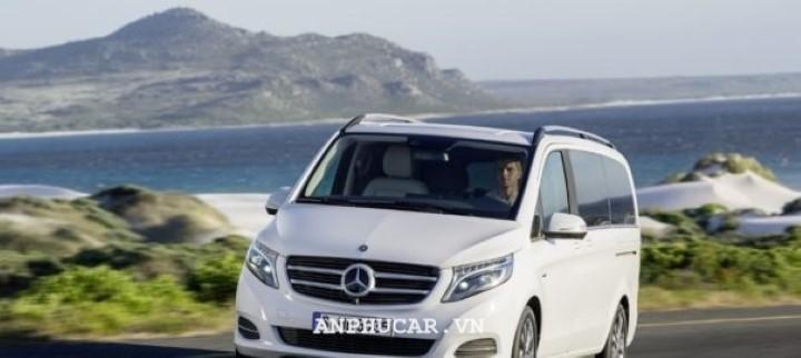 Mercedes V250 2020 mua xe