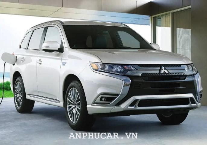 Mitsubishi Outlander 2020 danh gia