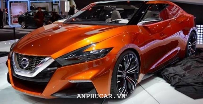 Nissan Maxima 2020 danh gia chi tiet