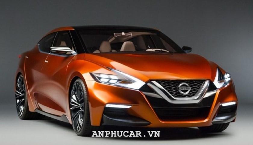 Nissan Maxima 2020 gia lan banh