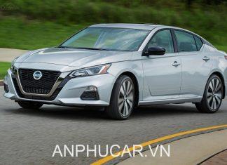 Nissan Teana 2020 ngoai that