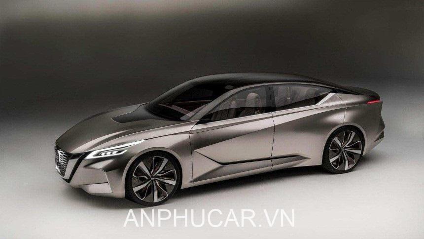 Nissan Teana 2020 than xe