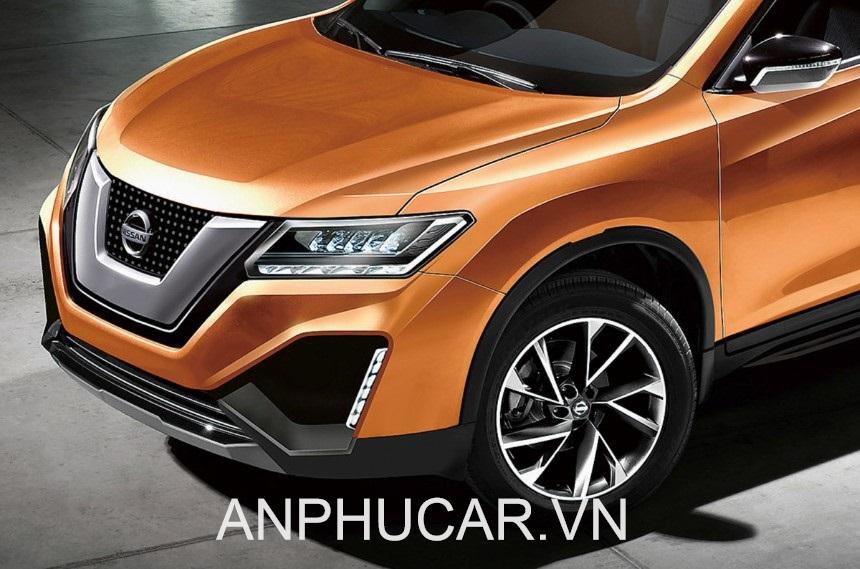 Nissan X-Trail 2020 dau xe