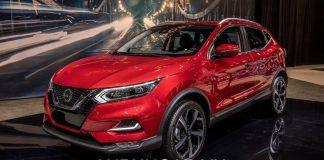 Nissan X-Trail 2020 ngoai that