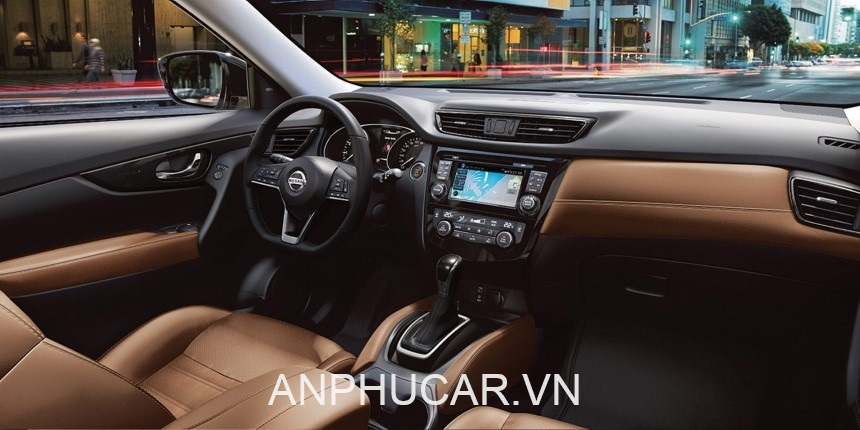 Nissan X-Trail 2020 noi that