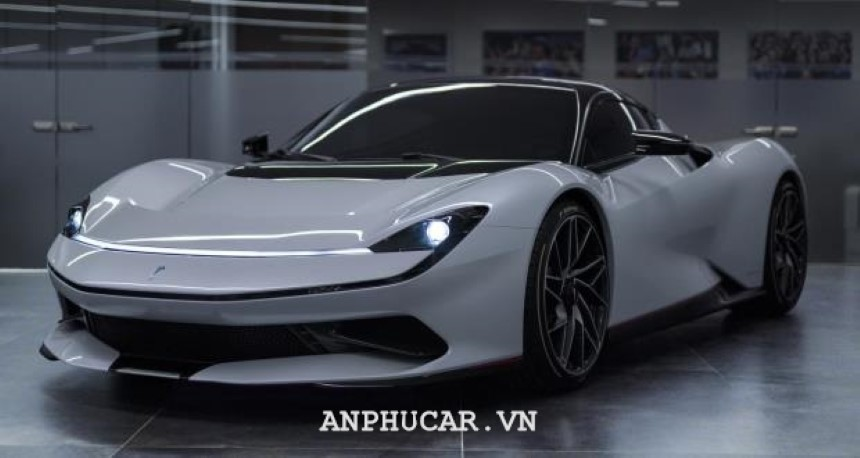 Pininfarina Battista 2020 gia lan banh