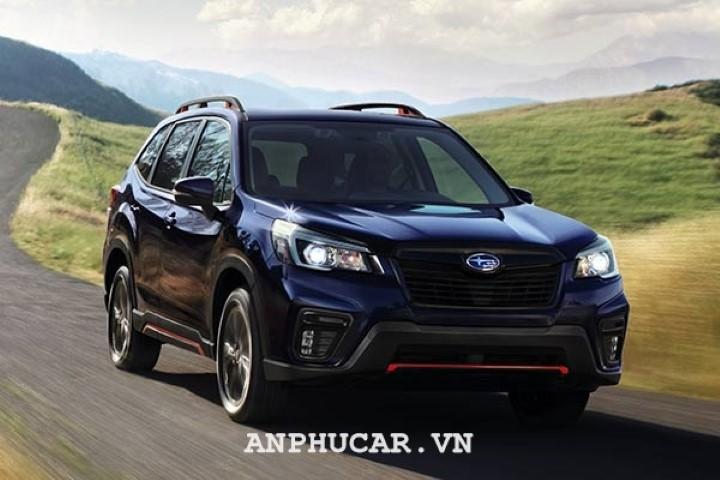 Subaru Forester 2020 gia bao nhieu