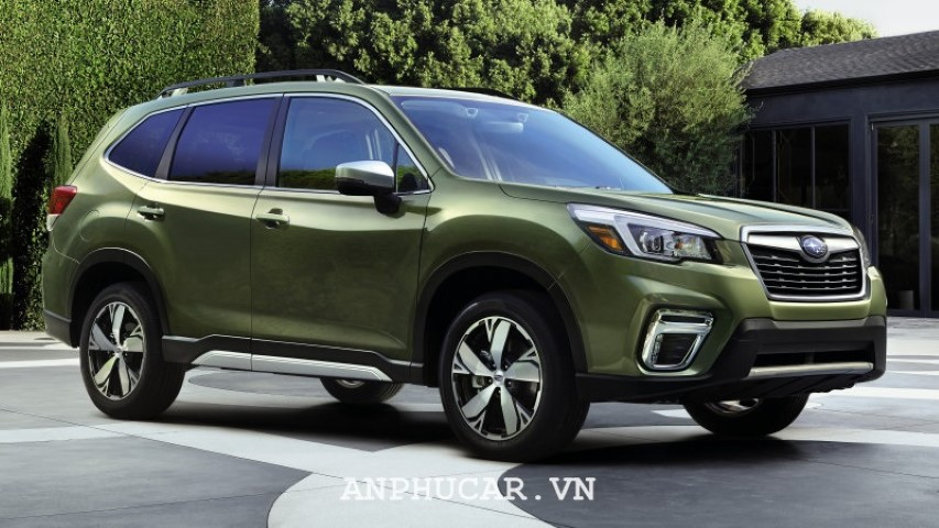 Subaru Forester 2020 mua xe