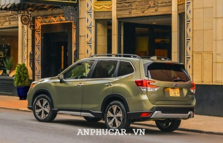 Subaru Forester 2020 van hanh the na0