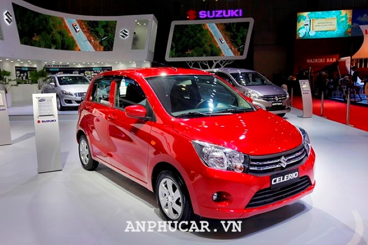 Suzuki Celerio 2020 danh gia xe