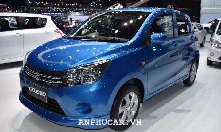 Suzuki Celerio 2020 gia lan banh
