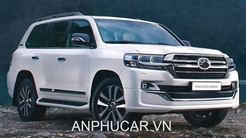 Toyota Land Cruiser Prado 2020 than xe