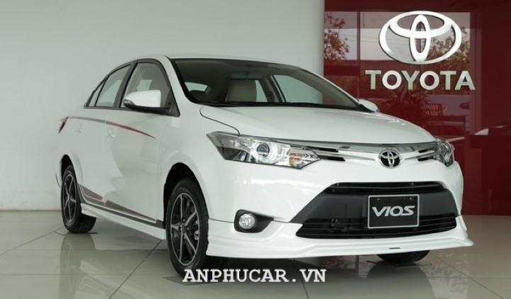 Toyota Vios 1.5G CVT 2020 mua xe
