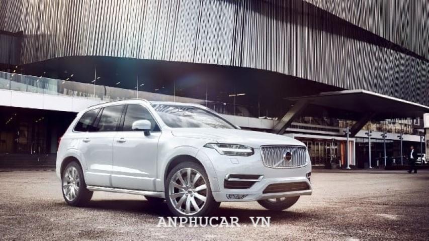 Volvo XC90 Incription 2020 danh gia chi tiet