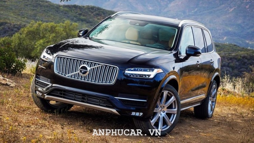 Volvo XC90 Incription 2020 gia lan banh hap dan